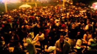 Gustavo Rojas Dj en el Barrio La Libertad de San Bartolome