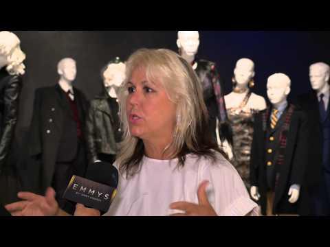 Lisa Padovani Costume Designer  Gotham