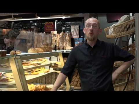 """Loïc, Artisan boulanger : """"Je suis fasciné par l'odeur du pain"""""""