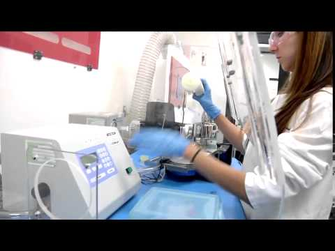 Irvine Pharmaceutical Services Facility Tour