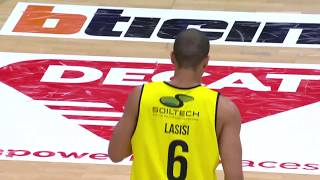 EuroMillions Basketball League - Ostende - Mons-Hainaut (106-48) (02.12.2017)