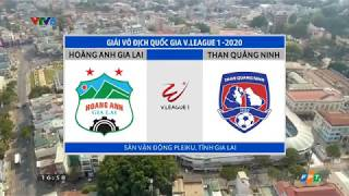 LS V. League 2020 Anthem | HAGL - Than Quảng Ninh Pre-match presentation. [Nhạc nền V. League 2020]