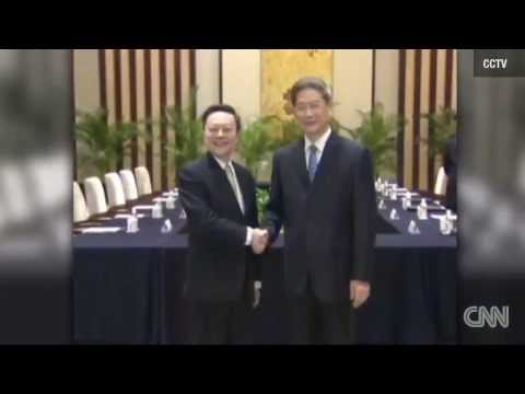 China, Taiwan hold historic talks