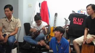 Headline Band - My kool Vietnam cover (Thanh Bui)