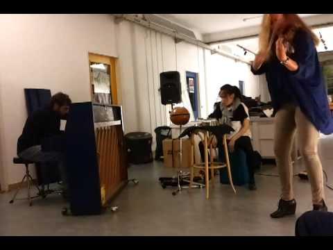 OORSPRONG SERIES Mary Oliver / Yung-Tuan Ku / Nicolas Chientaroli 7/10/2013