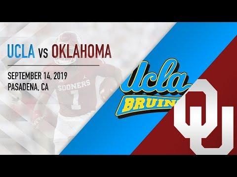 OU Highlights vs UCLA (9/14/2019)