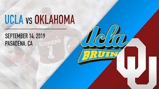 OU Highlights vs UCLA (9/14/2019)