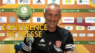 Conférence de presse Rodez Aveyron Football - Le Mans FC ( 4-1 )  / 2019-20