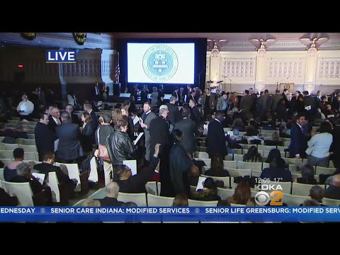 Mayor Bill Peduto To Be Sworn In For 2nd Term