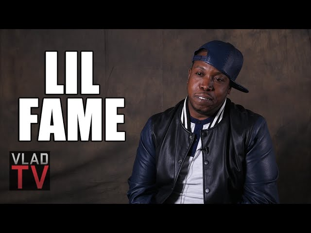 Lil Fame on NY Rappers: Some Spitters, Others Do Mother Goose Rhymes