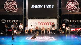 2015 BOTY Taiwan Solo Battle Final Taower vs Lazy