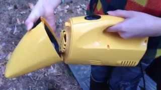 Как почистить пылесос для Авто?