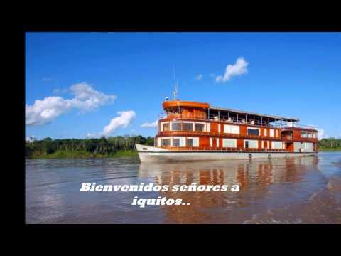 Raúl Vásquez   Bienvenidos a Iquitos jhoy