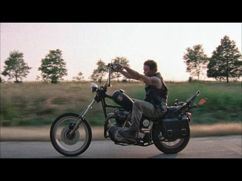 Daryl Dixon  All The Right Moves The Walking Dead Music