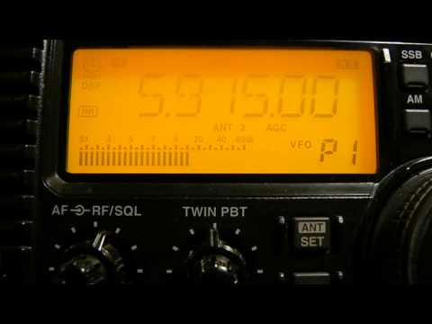 5915khz,Zambia NBC Radio 1,Lusaka,ZMB,Vernacular.