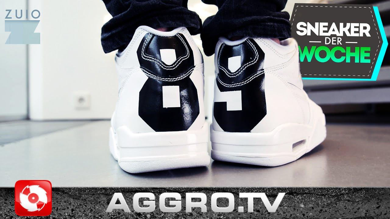 best sneakers 9a278 81d81 NIKE AIR FLIGHT 89 LE QS - SNEAKER DER WOCHE - TURNSCHUH TV AUF AGGROTV -  YouTube
