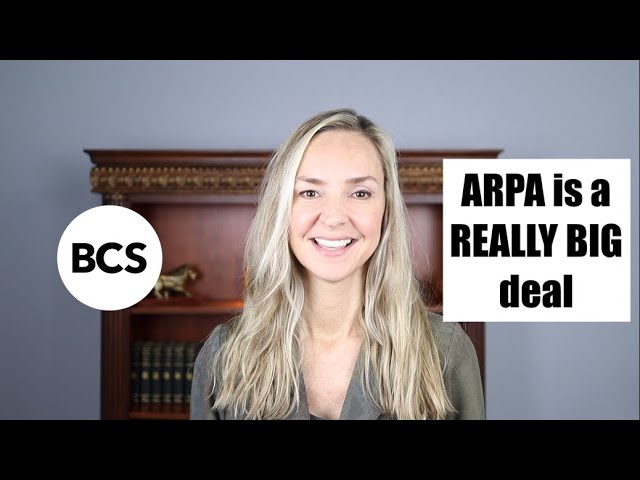 ARPA: A 100% COBRA subsidy?!?