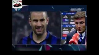 JUVE INTER 2-0 - PARODIA ZANETTI