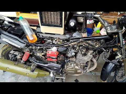 Karizma ZMR fuel injector problem and pump - YouTube on