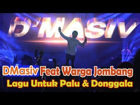 DMasiv feat Warga Jombang Lagu Untuk Korban Gempa Donggala Dan Palu