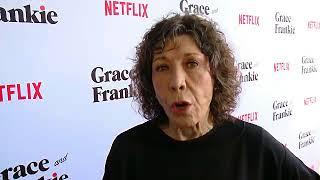 "EVENT CAPSULE CHYRON - Netflix Original Series ""Grace and Frankie"" Season 2 Premiere"