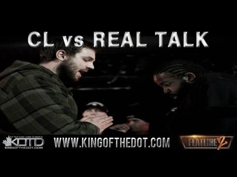 KOTD - Rap Battle - CL vs Real Talk