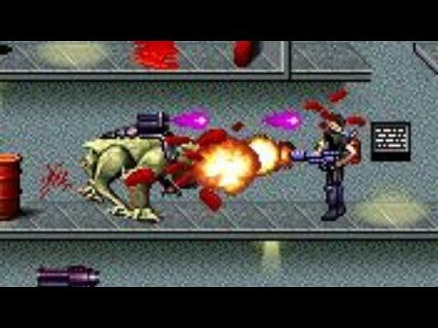 Alien Java Game
