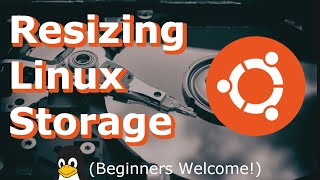 How to Resize oŗ Extend a Linux Partition/Volume/Disk | 2021 Tutorial | (No Swap - Ubuntu)
