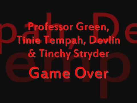 Professor Green, Tinie Tempah, Devlin & Tinchy Stryder - Game Over