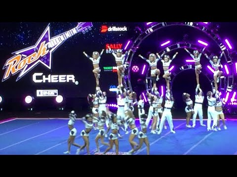 ROCKSTAR CHEER BEATLES NCA DAY 1 2018