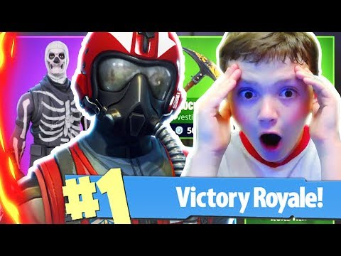 New FREE WINGMAN Skin In Fortnite! PRO 11 Year Old Fortnite Player! (New Free Fortnite Skins)