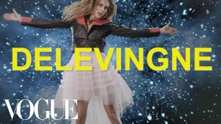 #WeLoveYouCara: Cara Delevingne's Best Friends Celebrate Her First Solo Vogue Cover