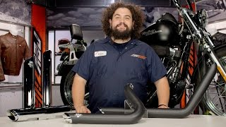 vance hines exhaust for harley dyna softail buyers guide at revzilla com