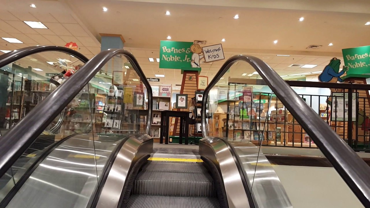Schindler Escalators Barnes and Noble (Formerly Goldwater\'s ...