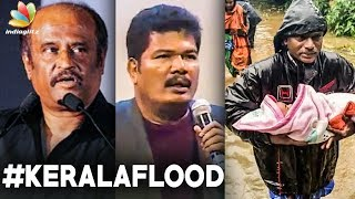Superstar Rajinikanth and Shankar contributes to Kerala flood victims | Tamil Live Updates