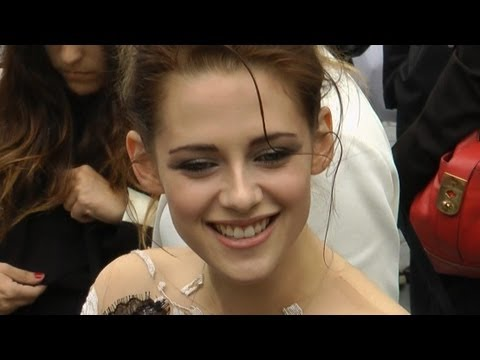 Kristen Stewart – Snow White and the Huntsman Premiere London Chris Hemsworth Charlize Theron