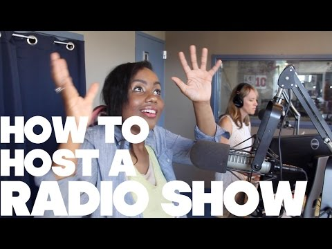 #51 How To Co-Host A Radio Show