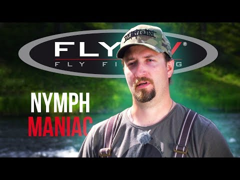 FLY TV - Nymphmaniac (Nymph Fly Fishing For Grayling)