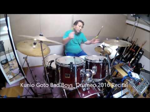 Drumeo Edge 2016 Recital by Kunio Goto