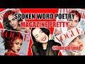 Spoken word Poetry with Stefanja Orlowska 'Magazine Pretty'