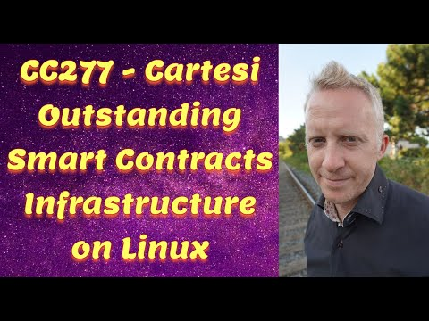 CC277 - Cartesi Outstanding Smart Contracts Infrastructure on Linux
