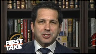 Adam Schefter breaks down first-round trade buzz for the 2020 NFL Draft | First Take