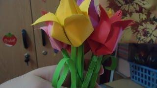 Lalea (tulip) origami tutorial Mp3