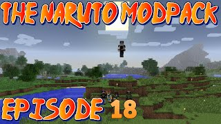 Minecraft Naruto Mod Pack : Season 2 : Episode 18 : Prep For Attack Thumbnail