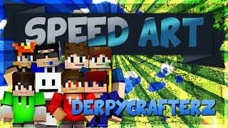 Speed Art - Official Members - Channel Art