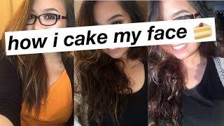 how i do my makeup | Ashley Marquez