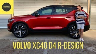 Volvo XC40 Review | HeyGouwsie!