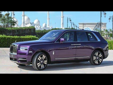 Rolls-Royce cullinan black badge review