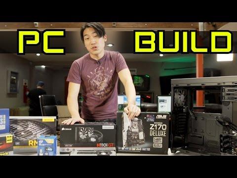 BEAST INTEL PC BUILD