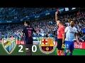 Malaga vs Barcelona 2-0 (08-04-2017) - Hasil Malaga vs Barcelona 2-0 - Highlights & Goals